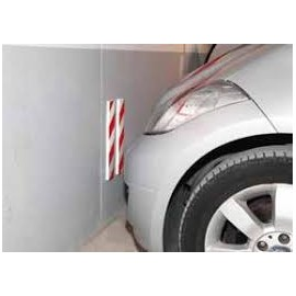 JUEGO PROTECTORES PARKING RECTOS MED. 400 x 80 x 15 mm