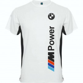 CAMISETA TECNICA PERSONALIZADA BMW M POWER