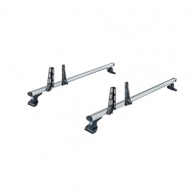 Cruz 6 topes laterales plegables 18 cm para Alu Cargo